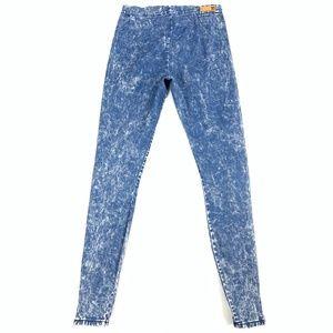 JOE'S S High-Rise The Legging Zip Ankle Jeans